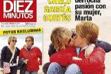 El amor de Chelo Garc�a Cort�s y su mujer