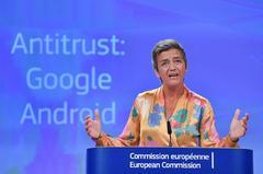 La comisaria de Competencia de la UE, Marhrethe Vestager.