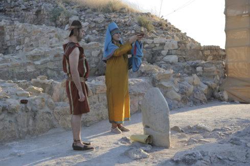 El Equinoccio íbero de primavera se celebra en Puente Tablas, Cástulo y la cueva de La Lobera