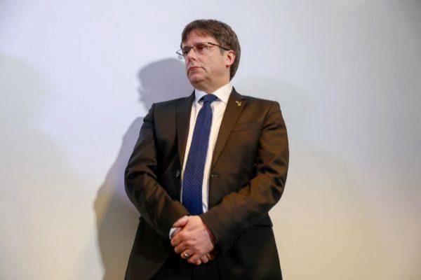 Carles Puigdemont, en una foto de archivo