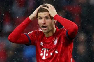Bundesliga - <HIT>Bayern</HIT> Munich v 1.FSV Mainz 05