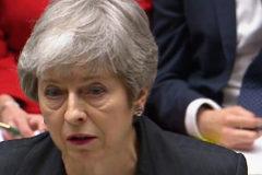 May pide retrasar el Brexit al 30 de junio