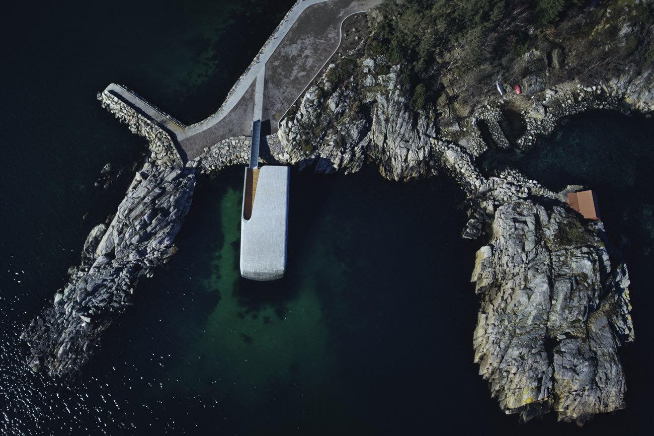 Costa meridional noruega. Emplazado en Lindsesnes, en...