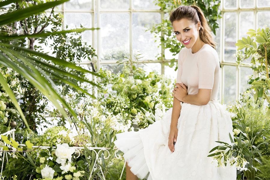 Paula Echevarría se lanza al mundo de la cosmética