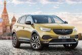 Opel regresa a Rusia  tras cuatro años con los modelos Grandland X, Zafira Life y Vivaro
