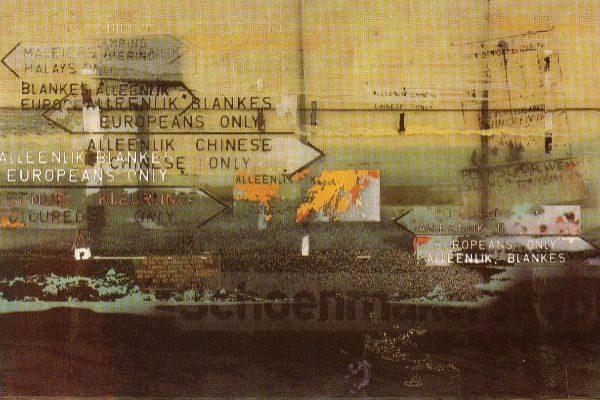'Carretera principal número 4', obra de Nils Burwitz.