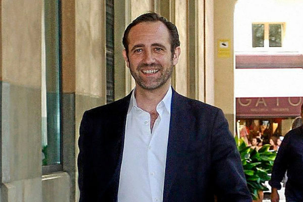 El ex presidente balear por el PP, José Ramón Bauzá.