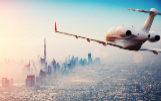 Dos vuelos de ida por separado ahorran dinero en viajes intercontinentales.