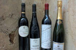 El matrimonio perfecto en el vino