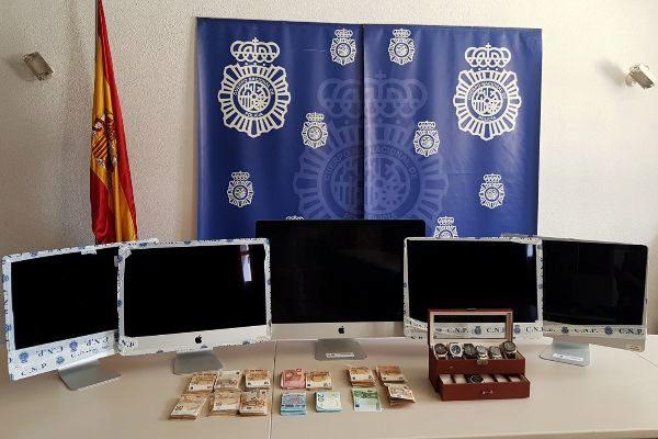 Detenida en España la banda del 'Movistar pirata' que vendía en 30 países