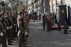 El Ejército, misión de paz