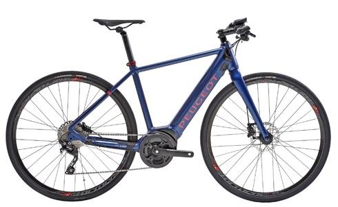 Peugeot amplía su gama de bicis eléctricas todocamino.