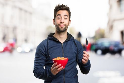 ¿'Corn flakes' contra la masturbación?