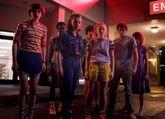 Una imagen de la tercera temporada de la serie Stranger Things