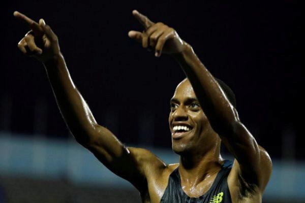 FILE PHOTO: JAAA National Senior Championships - Men's 5000m final