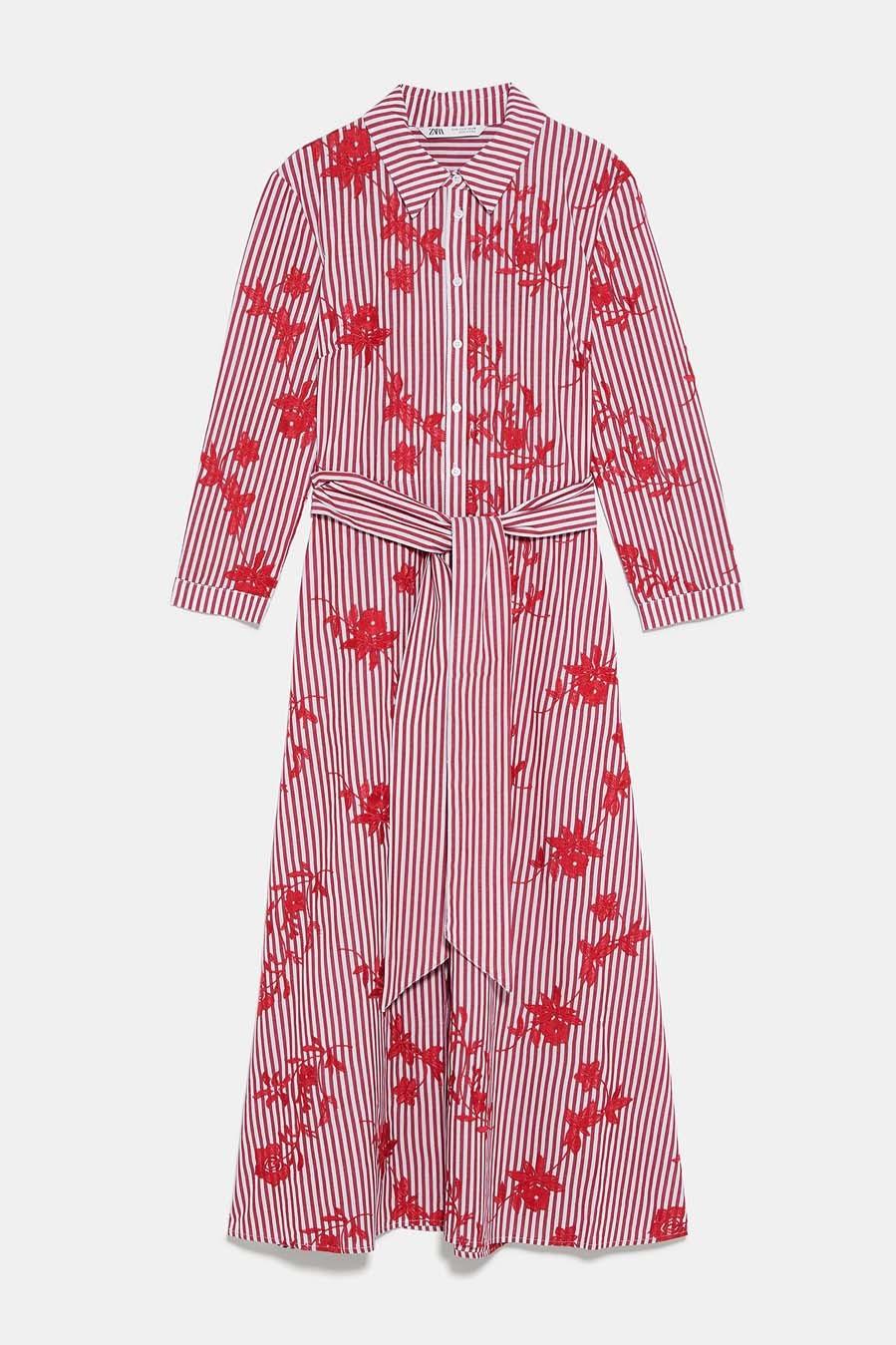 Vestido de Zara - Compras de la semana de primavera