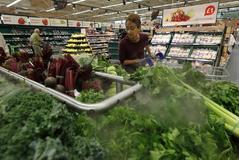 Un supermercado Tesco en Londres