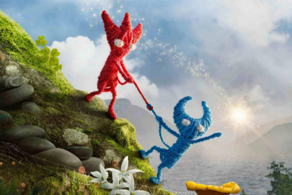 Unravel Two llega a Switch
