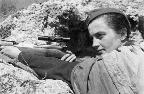 Imagen del libro &apos;La <HIT>francotiradora</HIT>&apos;