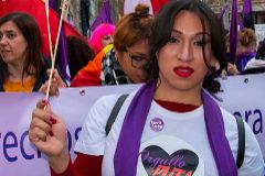 """Las prostitutas feministas abucheadas: """"Salís en defensa de vuestros explotadores"""""""