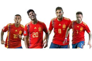 Thiago, Koke, Asensio, Saúl y el relevo que nunca llega