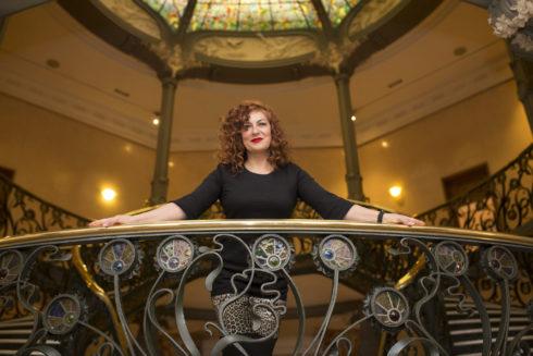 Pilar Jurado, presidenta de SGAE.