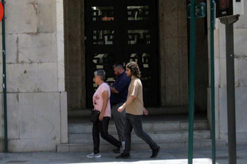 Edificio de servicios del antiguo Banco de España dependiente de Subdelegación, también con facturación irregular.