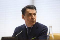 El ex presidente de la Comunidad de Madrid, Ignacio González