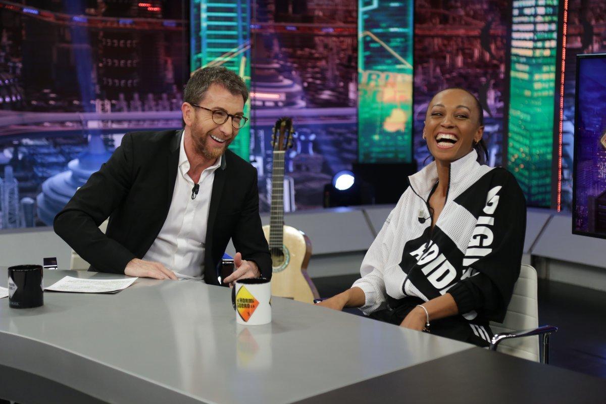 Ana Peleteiro hace una polémica comparación sobre gasolineras en El Hormiguero de Antena 3