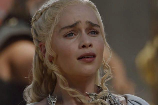 Emilia Clarke, Daenerys Targaryen en Juego de Tronos, ha revelado sus...