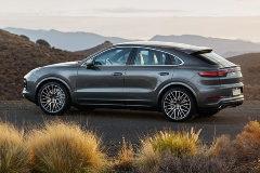 El Porsche Cayenne Coupé estará disponible en España en mayo.