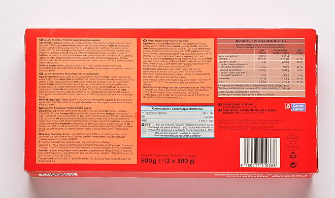 Una receta ultraprocesada siempre lleva, como ingredientes añadidos, azúcar, sal, harinas refinadas, aceites y aditivos artificiales.