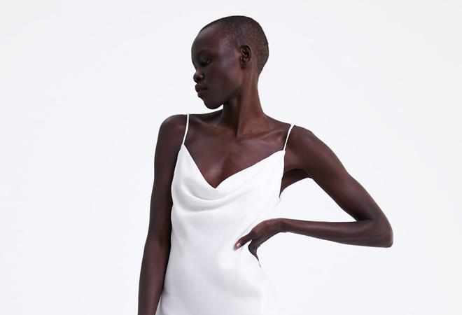 Zara tiene un vestido de novia por menos de 40 euros que podrás reutilizar
