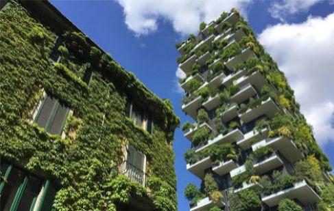 Estos son los jardines verticales más espectaculares del mundo