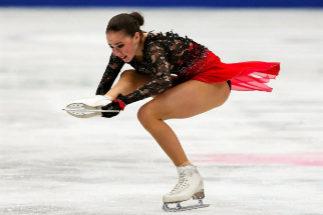 Zagitova logra la triple corona con 16 años