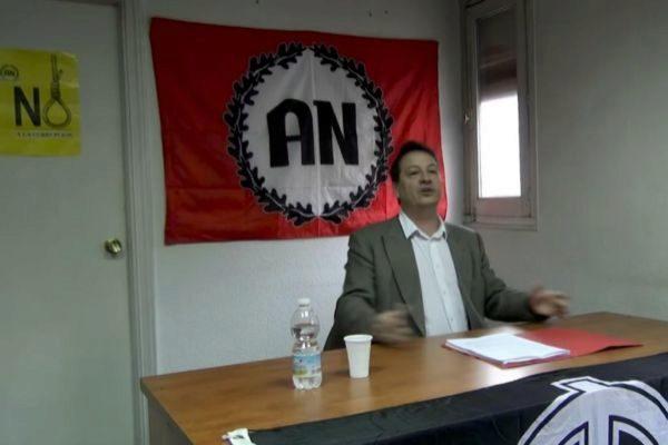 Fernando Paz, tertuliano y ex candidato de Vox.