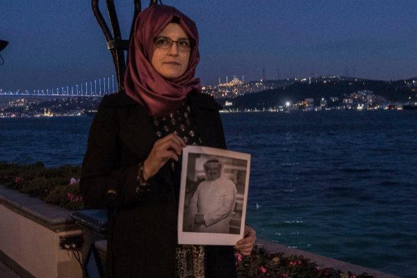 """La 'viuda' de Khashoggi: """"Todos sabemos en Arabia Saudí quién controla todo"""""""