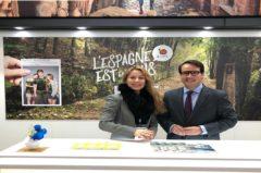 Almería busca en París a apasionados de la naturaleza y el patrimonio