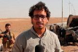 El periodista de EL MUNDO, Francisco Carrión.