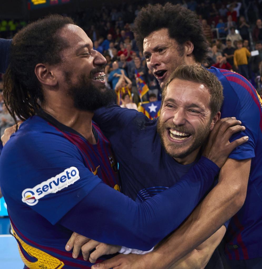 Noveno título liguero seguido del Barça, con siete jornadas de antelación