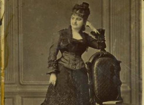Emilia Pardo Bazán.