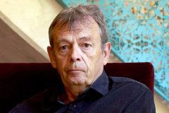 El escritor francés Pierre Lemaitre.