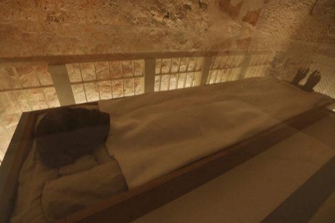 Respiración asistida para salvar la tumba del faraón Tutankamón