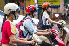 Los tóxicos presentes en el aire provocan un elevado riesgo de enfermedades.