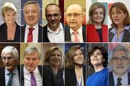 El patrimonio de una vida política: 12 históricos dejan sus puestos con más de dos millones y 25 inmuebles
