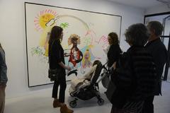 Exposición de Bel Fullana en Fran Reus.