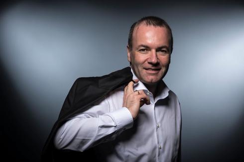 Weber, candidato alemán al PPE, para las elecciones europeas de 2019.