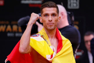 A Vallecas puede volver un campeón del mundo