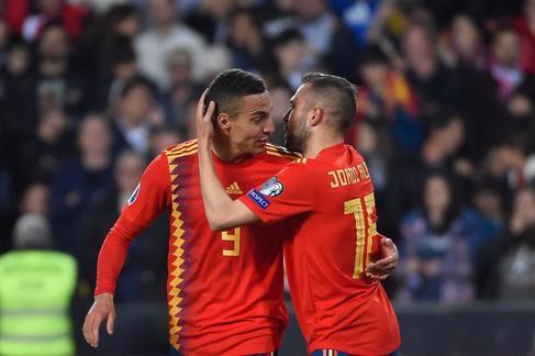 En directo: España - Noruega