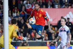 Una buena España sólo puede ganar por la mínima a Noruega